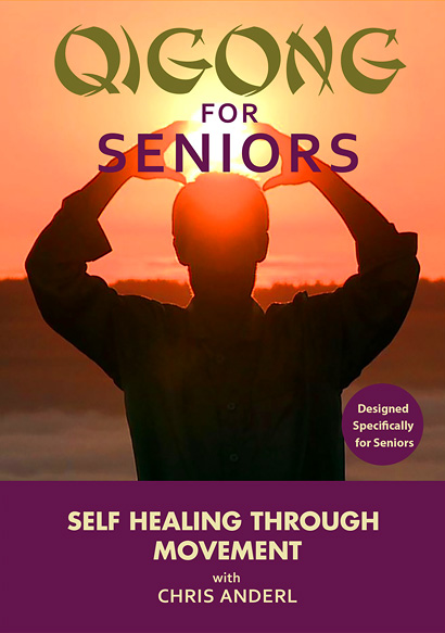 Qigong for Seniors Case Front