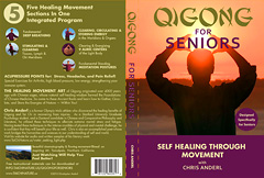 Tai Chi For Seniors DVD Jacket Cover
