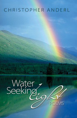 Water Seeking Light Book Cover Front
